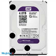 Western Digital WD40PURX Purple 4TB 64MB Cache Internal Hard Drive